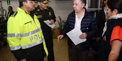 Gobierno de Brasil condena atentado en centro comercial de Bogotá
