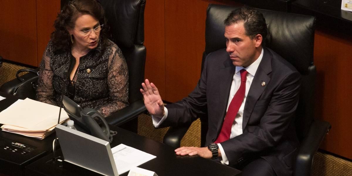 Asegura Pablo Escudero que segunda vuelta electoral es inviable