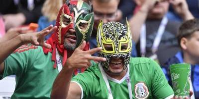 Aficionados mexicanos listos para evitar grito 'eeh pu...'