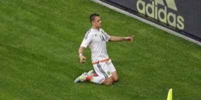 Cristiano Ronaldo se queja del estado del terreno de juego