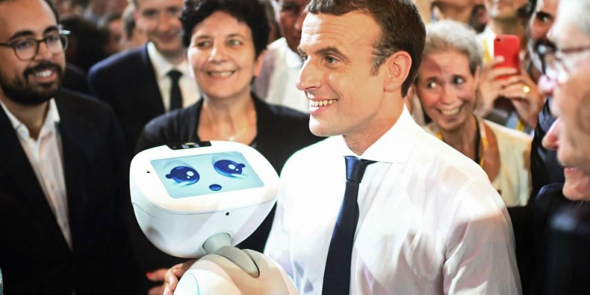 Partido de Macron gana elecciones parlamentarias en Francia; Le Pen obtiene curul