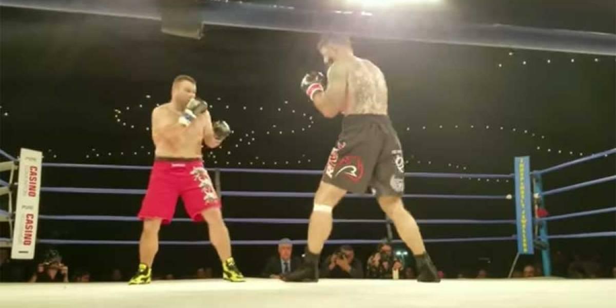 VIDEO. Boxeador Tim Hague sufre muerte cerebral tras ser derribado cinco veces