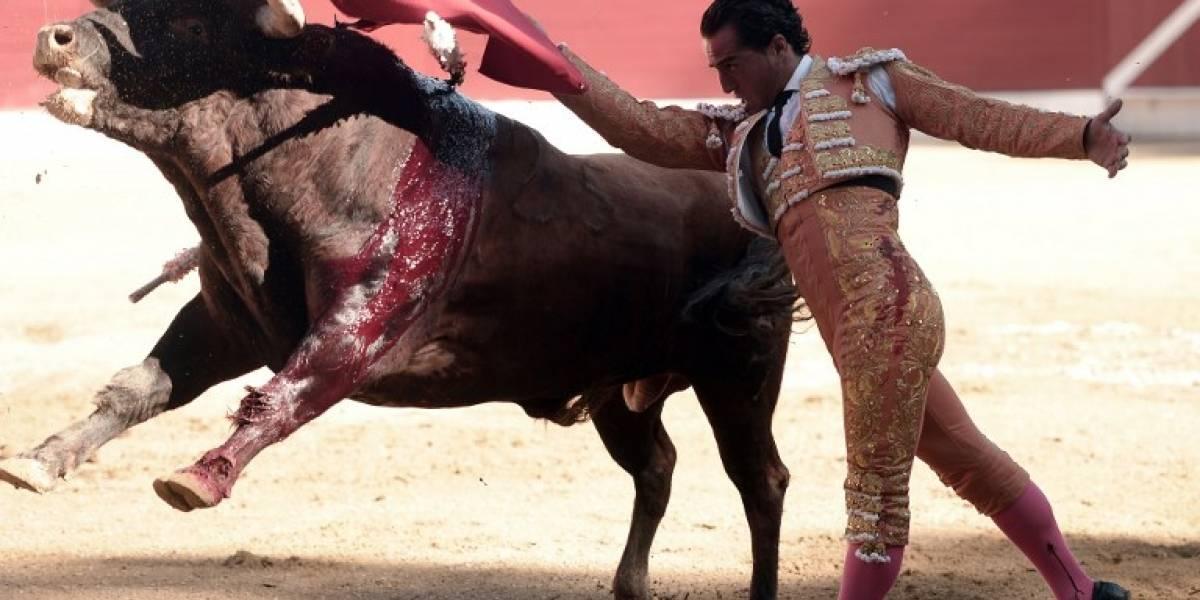 Torero se tropieza en plena corrida y muere al sufrir perforación de pulmón