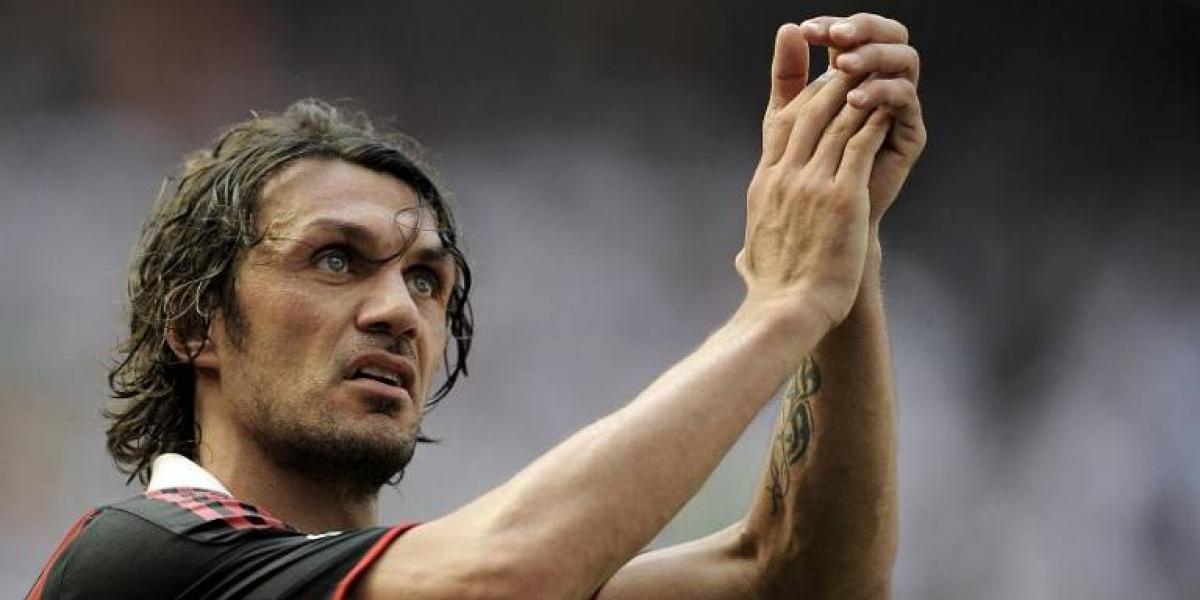 Maestro: el ex ídolo de AC Milan Paolo Maldini debutará en el tenis profesional