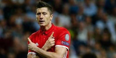 Robert Lewandowski siente que no recibe apoyo de Ancelotti