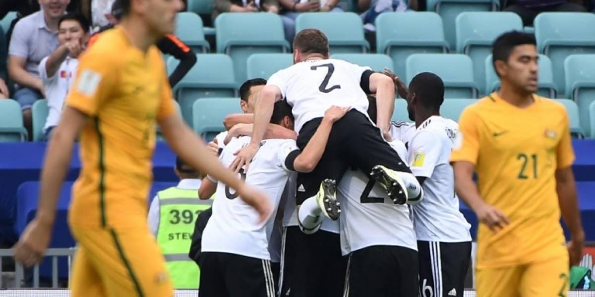 Así vivimos el triunfo de Alemania ante Australia en la Copa Confederaciones