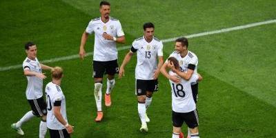 El lado B de Alemania sonó perfecto ante Australia y le advirtió a la Roja en la Confederaciones