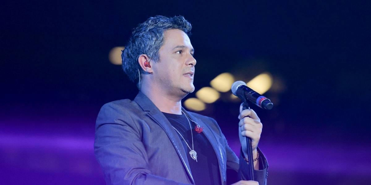 """Alejandro Sanz es elegido la """"Persona del año"""" del Grammy Latino 2017"""