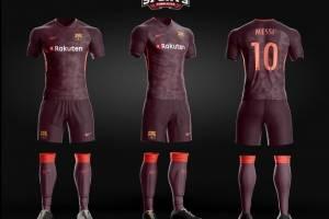 uniforme del Barcelona mujer