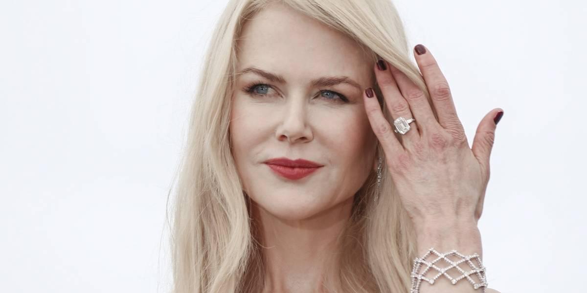 Nicole Kidman llega a los 50 años