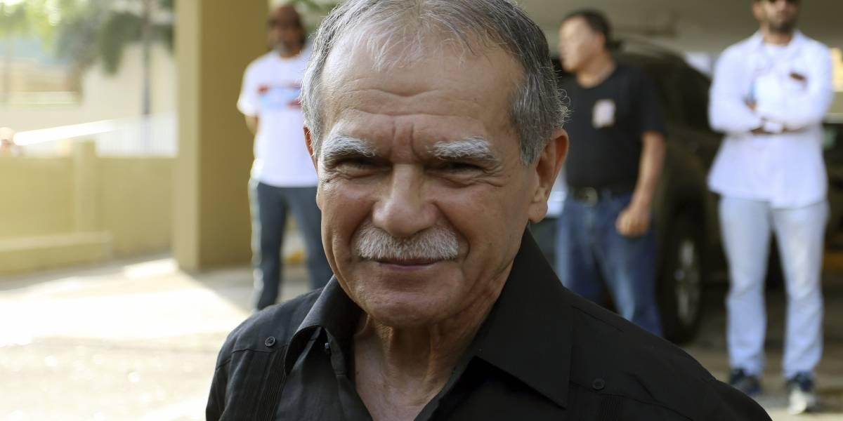 Oscar López pide ayuda a la ONU para poner fin a