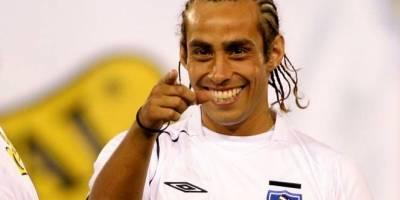 Jorge Valdivia se pronuncia tras arribar a Colo Colo: