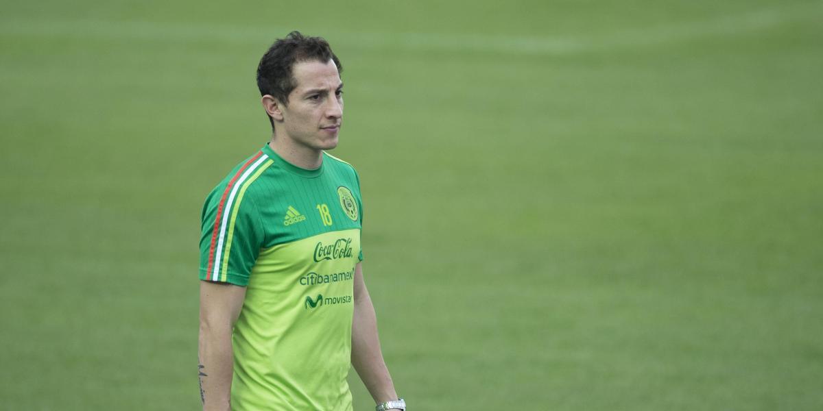 Andrés Guardado acepta ofrecimiento de la MLS
