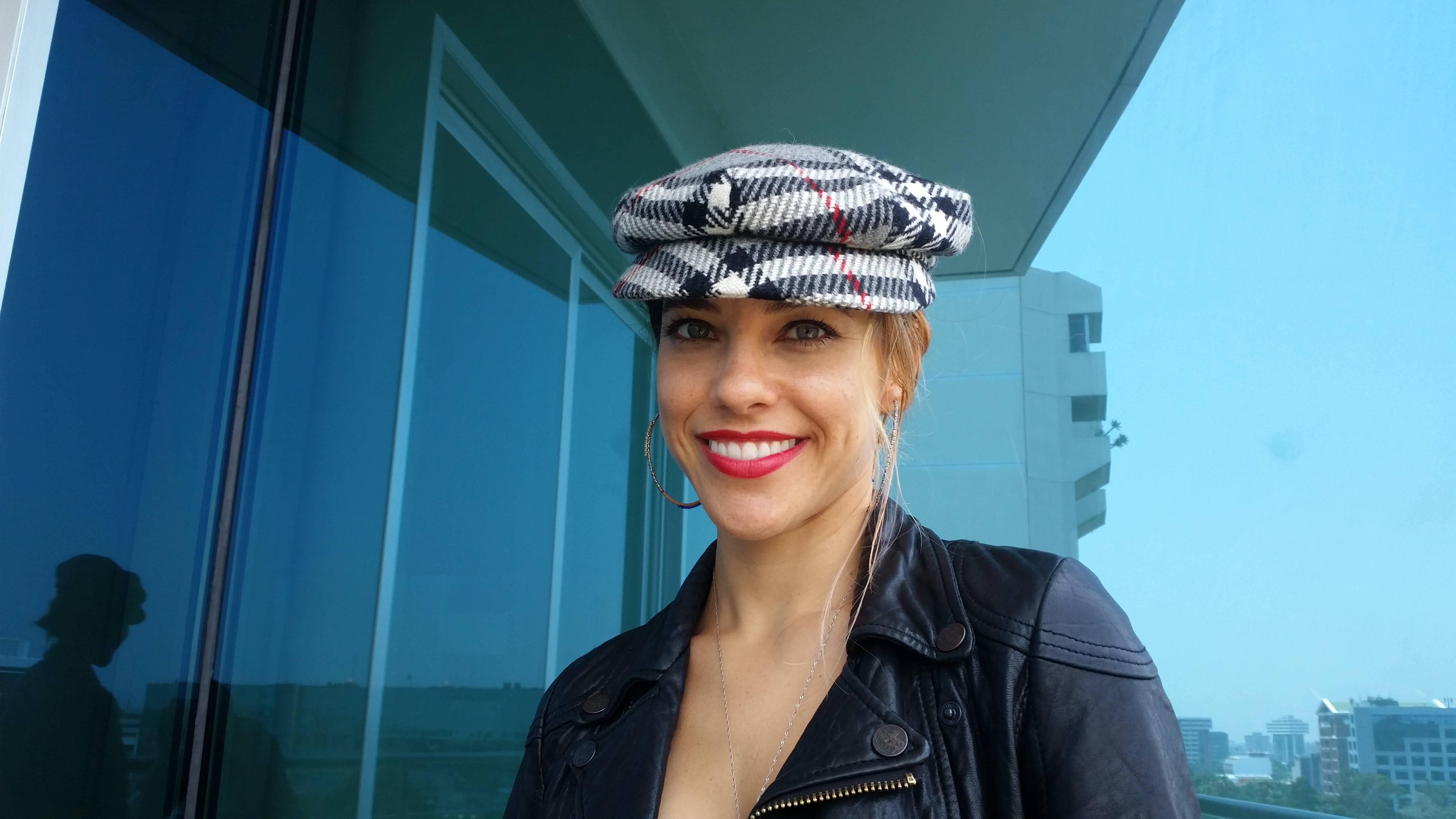 """La cantautora costarricense Debi Nova conversó con Publinews acerca de su nuevo álbum, """"Gran ciudad"""". Foto: David Lepe Sosa"""
