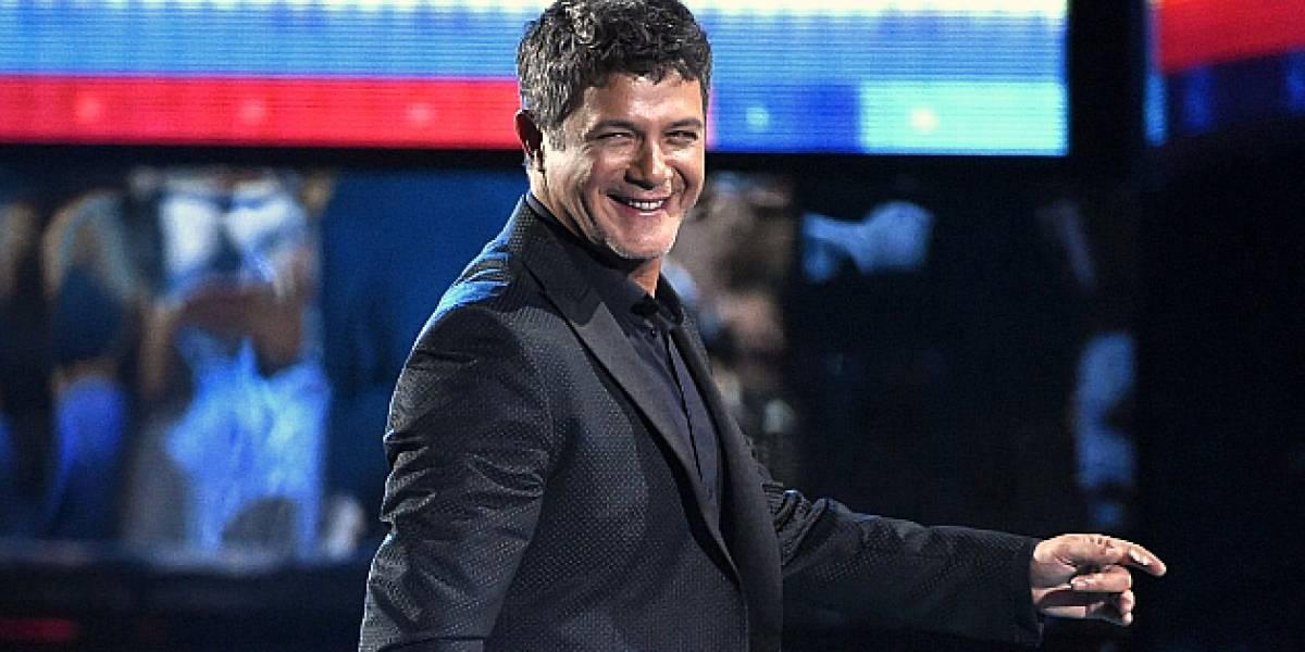 Alejandro Sanz es la Persona del Año en los Latin Grammy 2017
