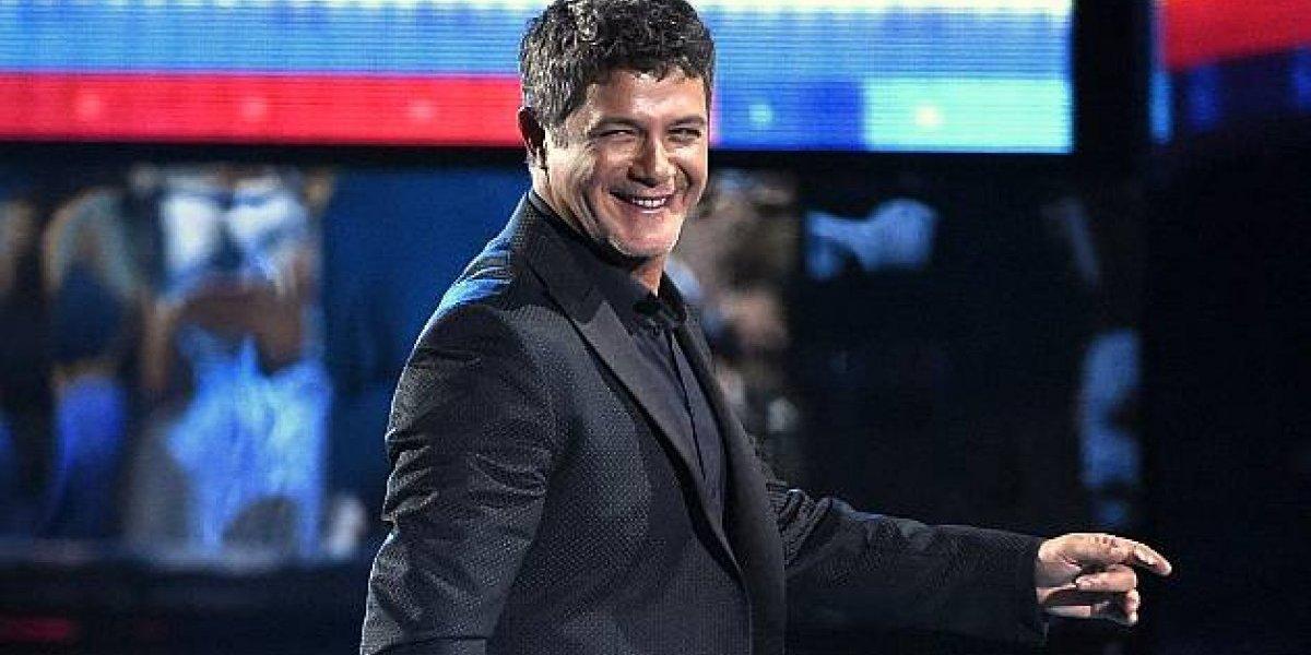 Estrellas honrarán a  Alejandro Sanz como Persona del Año