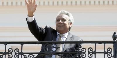 Moreno llama a un diálogo en Ecuador para plantear reformas legales