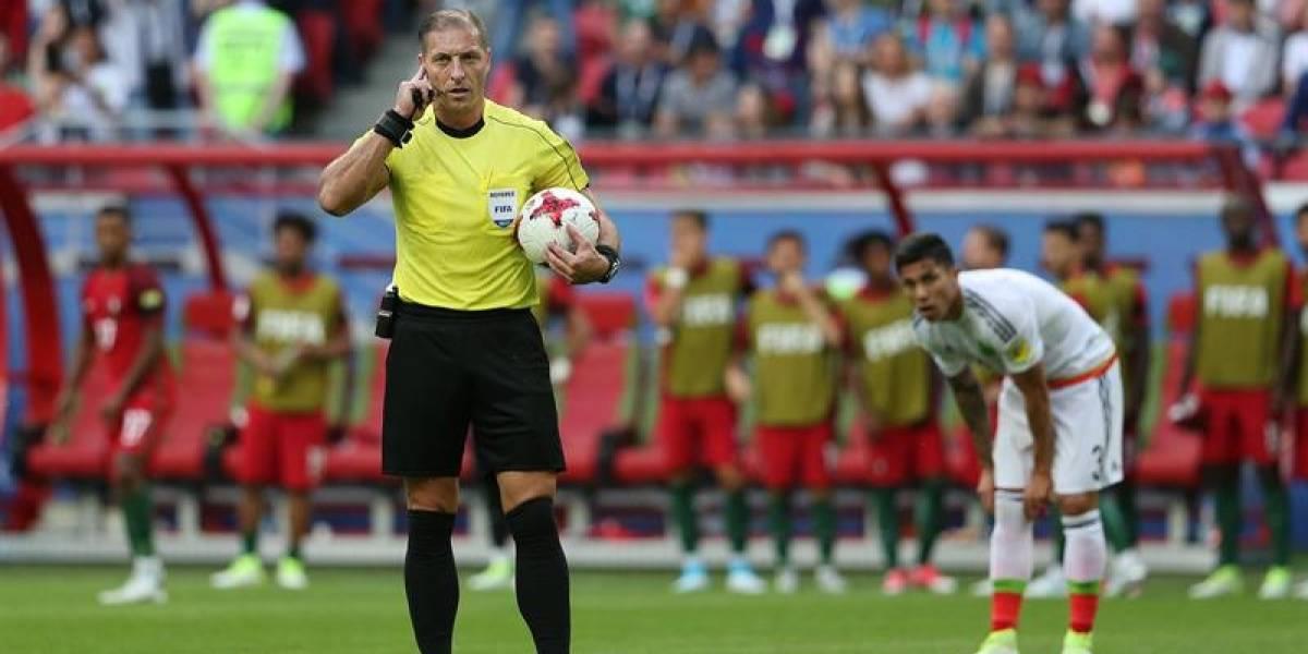 Se definió si se usará el VAR o no en el Mundial de Rusia 2018