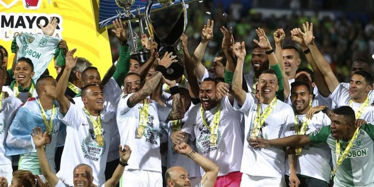 Las claves del Atlético Nacional campeón de la Liga Águila 2017-1