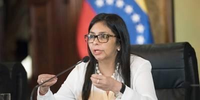 Venezuela abandona asamblea de la OEA en Cancún