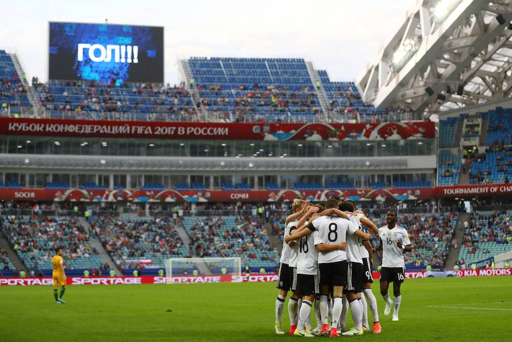 Se jugarán su clasificación a segunda ronda frente a Chile. / Getty Images