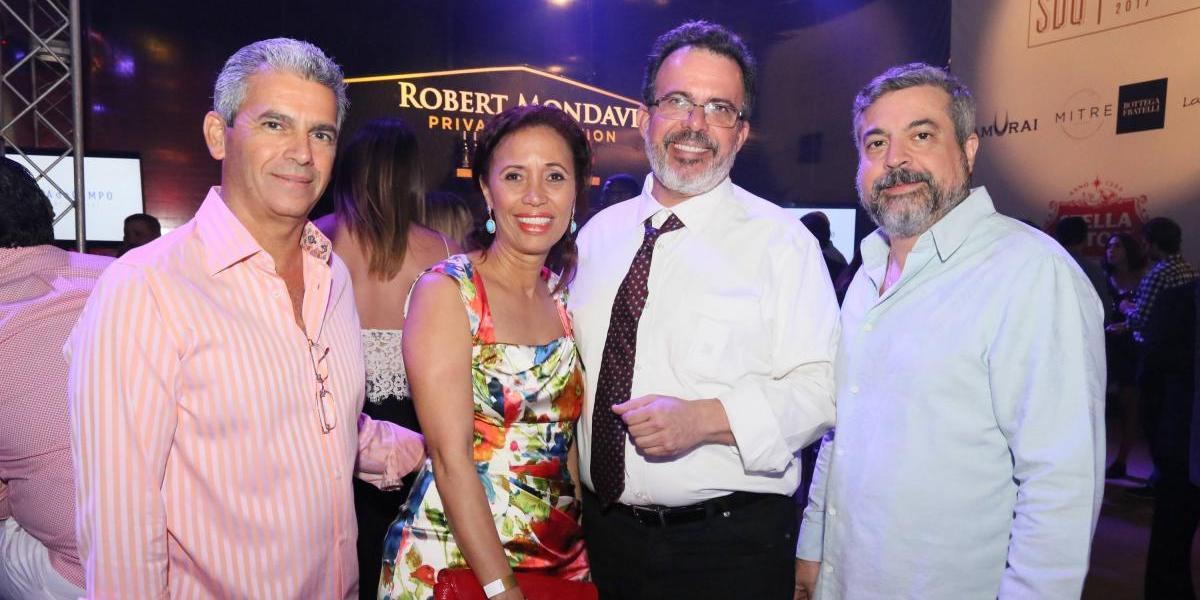 #TeVimosEn: Un cocktail party inspirado en tapas