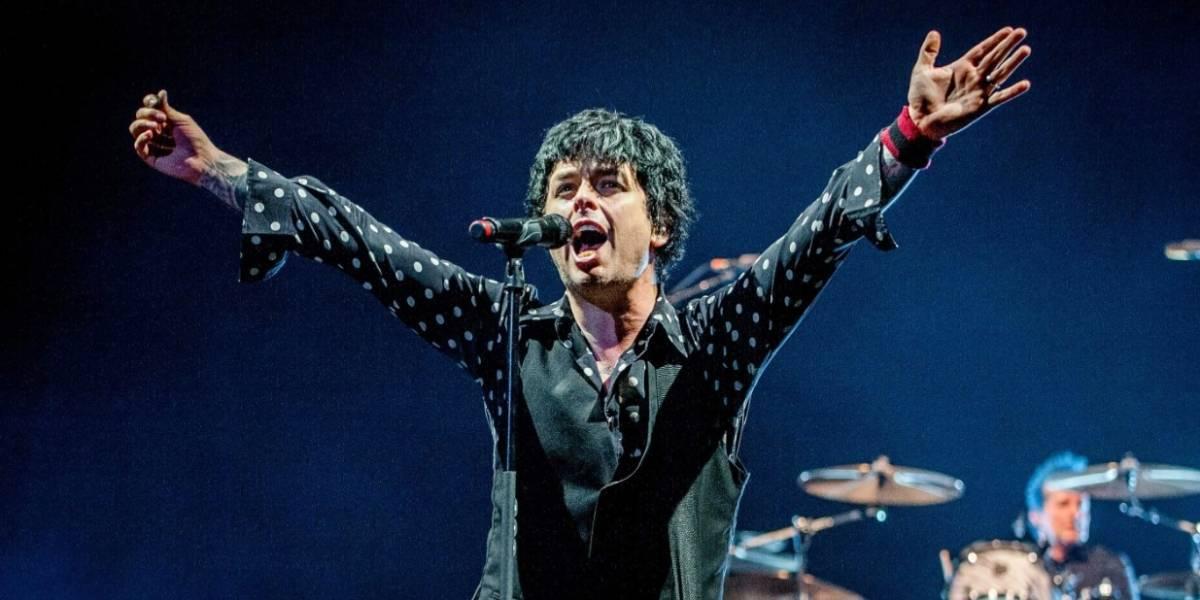 Green Day regresa a Colombia para concierto en este 2017
