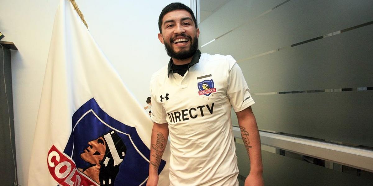 """Maturana encuentra """"extraordinario"""" jugar con Valdivia y avisa: """"¿Qué jugador se puede resistir a Colo Colo"""""""