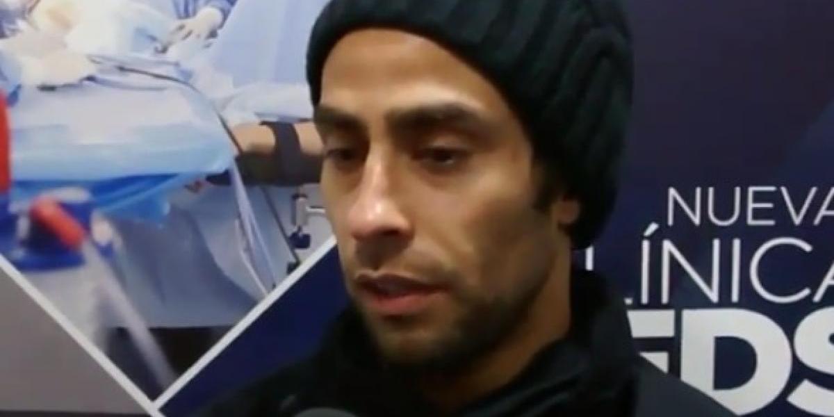 """Valdivia tras exámenes físicos: """"De mí depende que la ilusión del hincha colocolino se mantenga"""""""