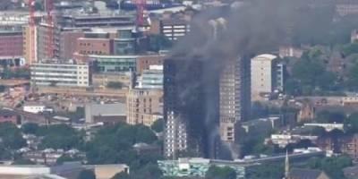 Aumenta a 79, el número de muertos por incendio de edificio en Londres