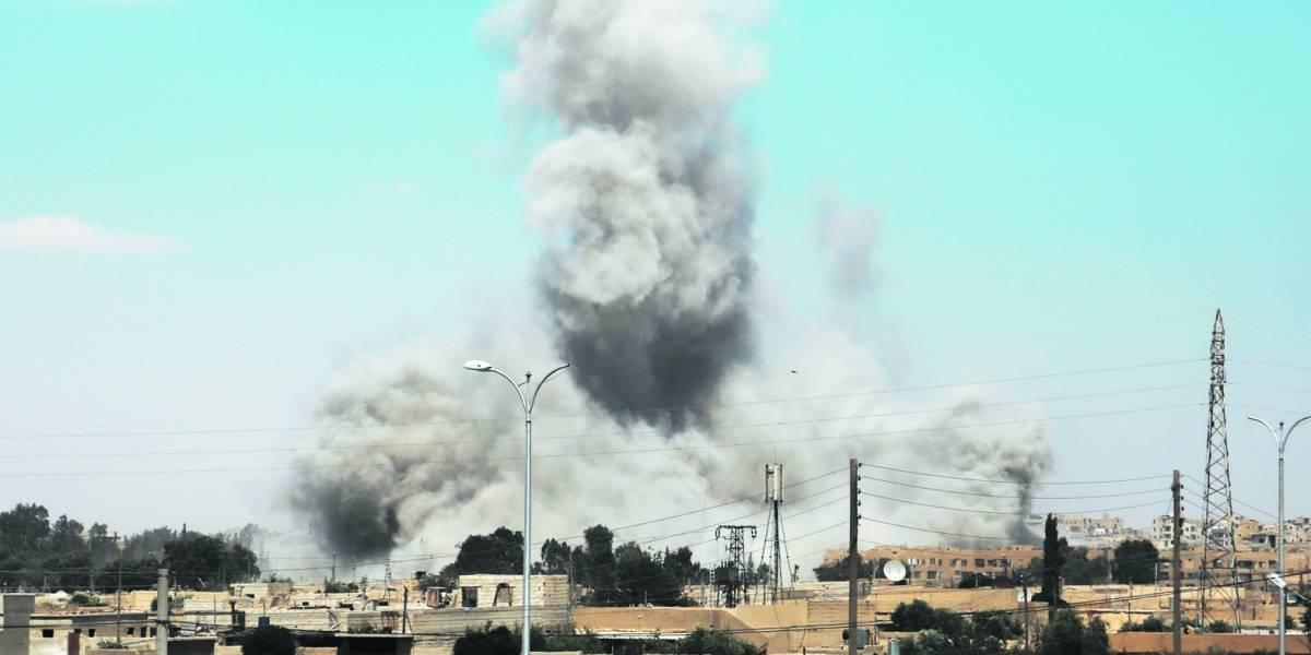 Aumenta tensión entre EEUU y Rusia por avión sirio