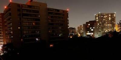 Sernac oficia a eléctricas por cortes de luz en distintas ciudades