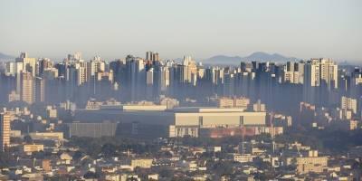 Paraná cria plano para controlar poluição do ar