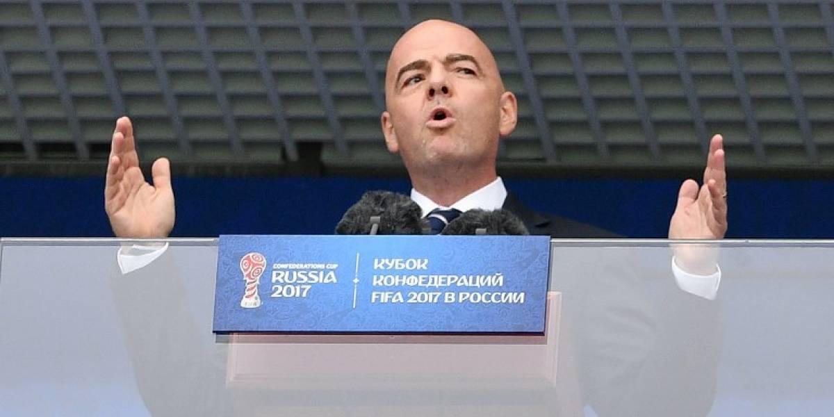 FIFA responde a la polémica por el uso del videoarbitraje