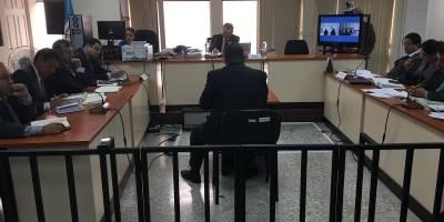 """La Fiscalía plantea 180 pruebas en contra militares en el caso """"Molina Theissen"""""""