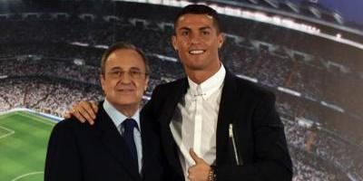 Esto dijo Florentino Pérez, presidente del Real Madrid, por el caso de Cristiano Ronaldo