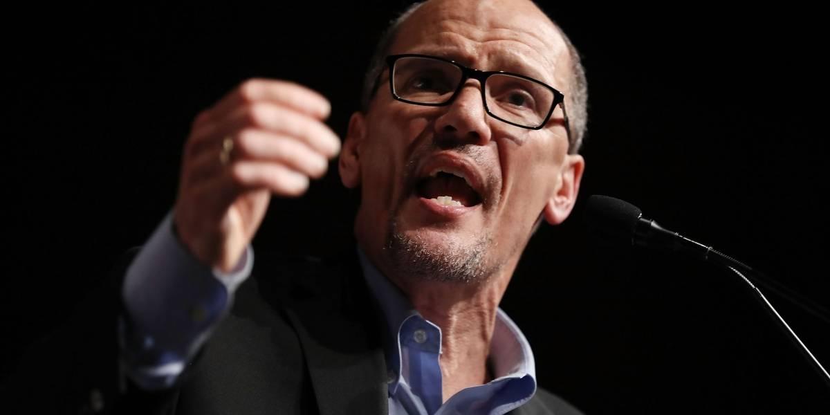 Presidente del Partido Demócrata endosa la estadidad para Puerto Rico