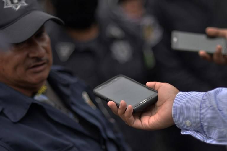 Escándalo de espionaje en México