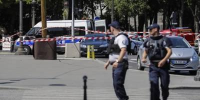 Intento de atentado en París