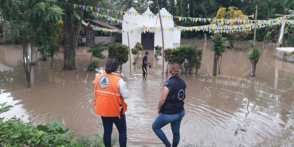Puentes colapsados, daños a viviendas y más de 50 mil personas afectadas ha dejado la lluvia en el país