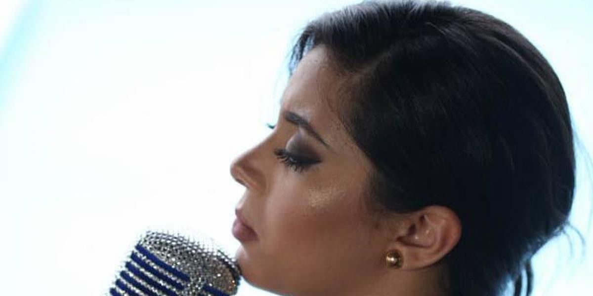 Janette Márquez graba su primer álbum en Italia