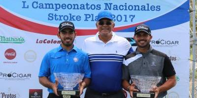 Juan José Guerra gana los Campeonatos Nacionales de Fedogolf