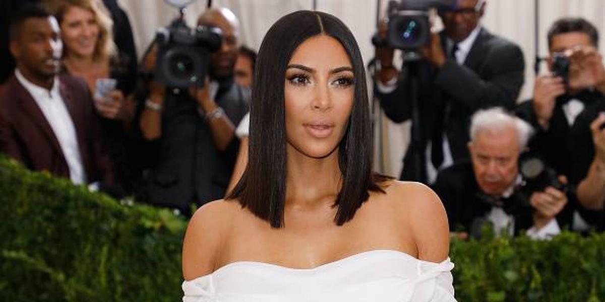 Kim Kardashian muestra de más en el cumpleaños de su hija North