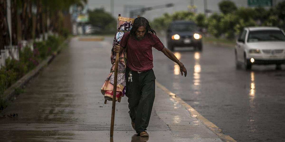 Ciclón tropical provocará tormentas fuertes en el Golfo de México