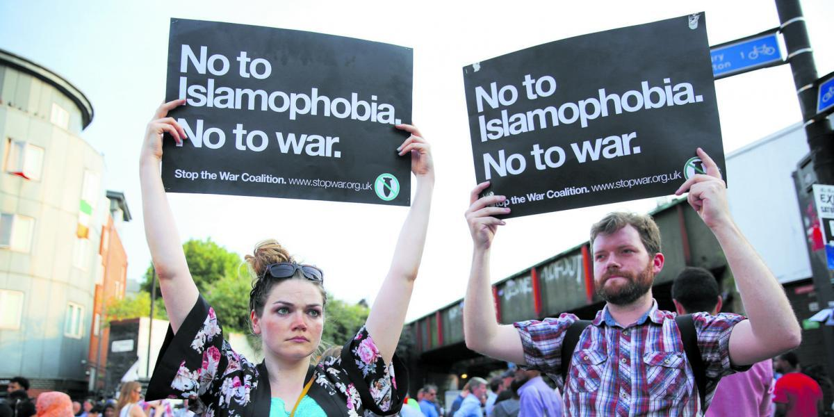 """Atentado en Londres: """"voy a matar a todos los musulmanes"""""""