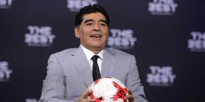 """Maradona: """"Messi no es mucho mejor que Ronaldo"""""""