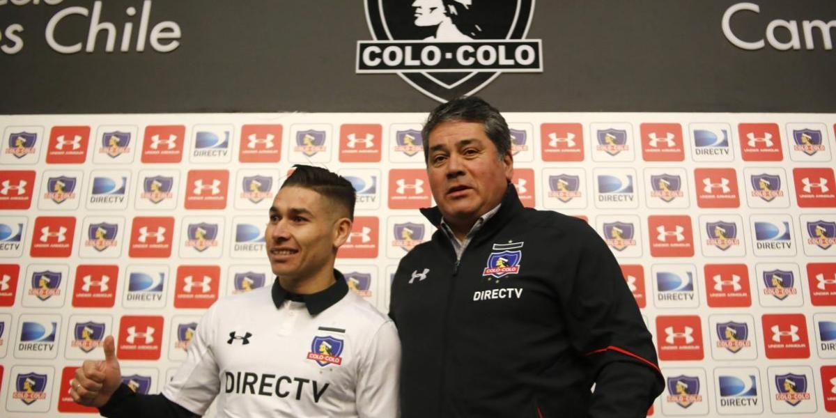 Opazo quiere campeonar de la mano de Valdivia: