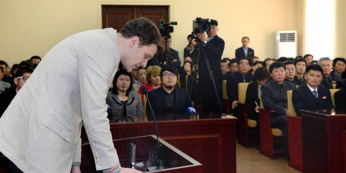 Muere el estudiante estadounidense que estuvo preso en Corea del Norte