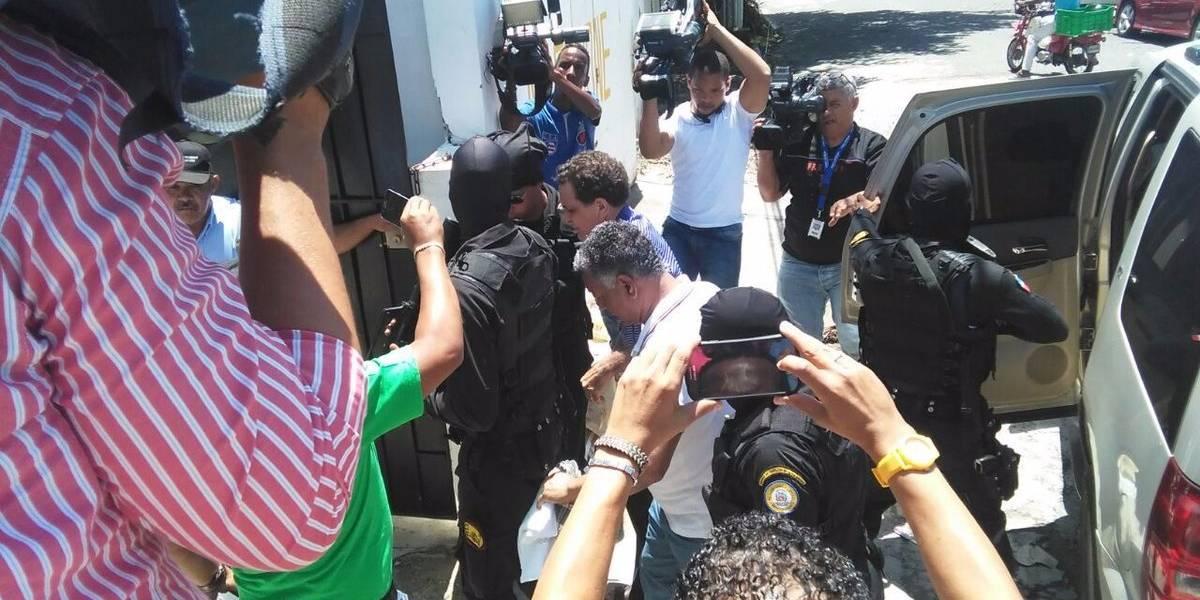 César Sánchez continúa ingresado en clínica de la capital tras haber salido de Najayo con