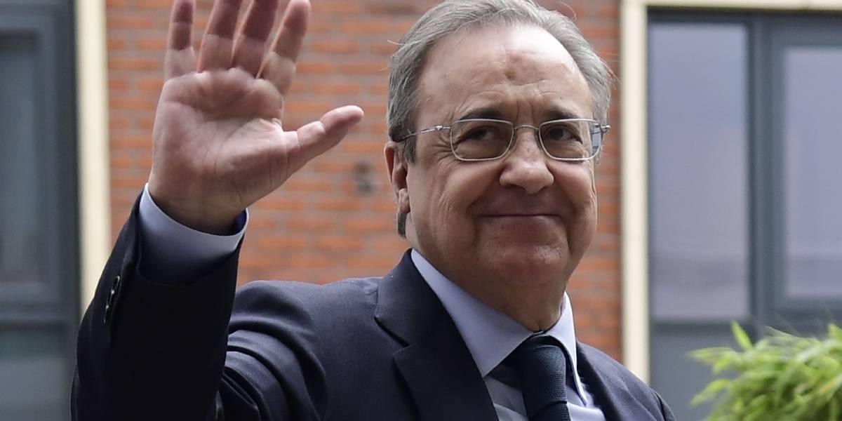 Florentino Pérez reelecto como presidente del Real Madrid deberá afrontar rápidamente el caso de CR7